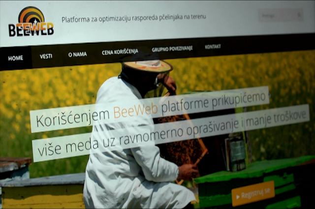 Veb platforma besplatna u Srbiji