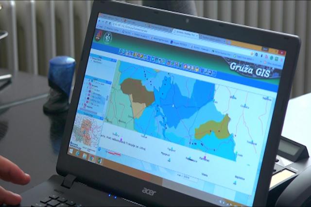 Jedini Agro GIS u Šumadiji
