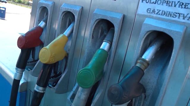 Za nemarkirano gorivo kazna pola miliona
