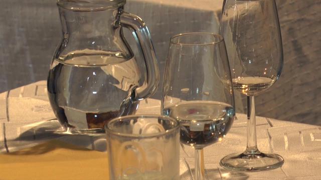 Ocenjivanje vina i rakije u Rači