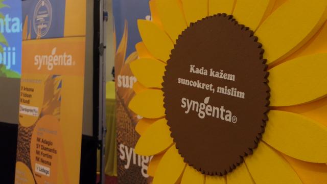 """Kad kažem suncokret, mislim Syngenta"""