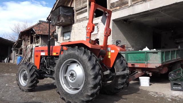 Do novog traktora uz pomoć države