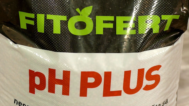 FitoFert ph plus i FitoFert ph green