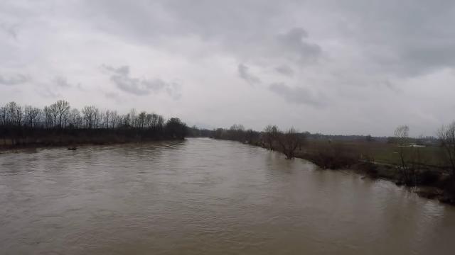 Voda Zapadne Morave neupotrebljiva za zalivanje