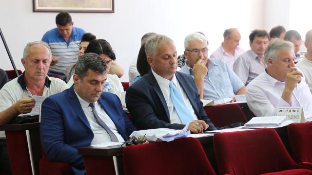 Skupština opštine Arilje razmatrala probleme malinara