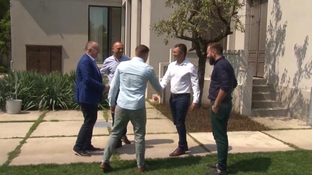 """Delegacija Pokrajinske vlade posetila """"Mokrin house"""