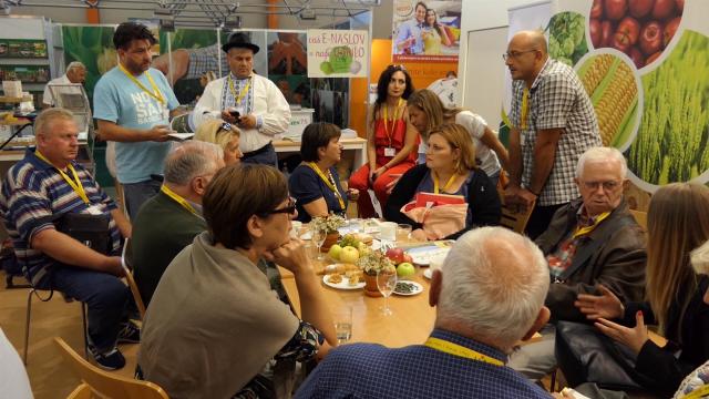 Uspostavljenja saradnja srpskih i slovenačkih agrarnih novinara