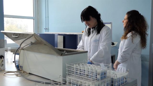 Akreditovana Nacionalna laboratorija za kontrolu mleka