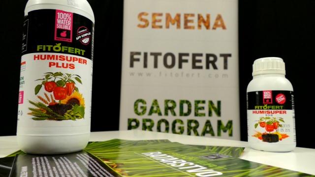 Jedinstven koncept plasmana FitoFert hraniva