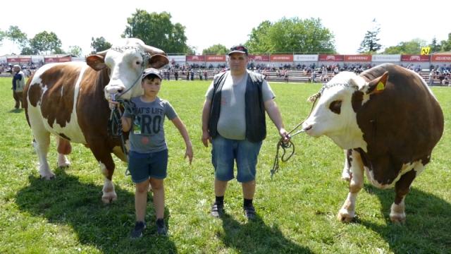Stočari Resave na Međunarodnom sajmu poljoprivrede