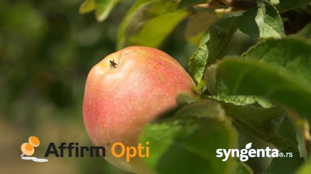 Inovativna formulacija za pouzdanu zaštitu voćnjaka