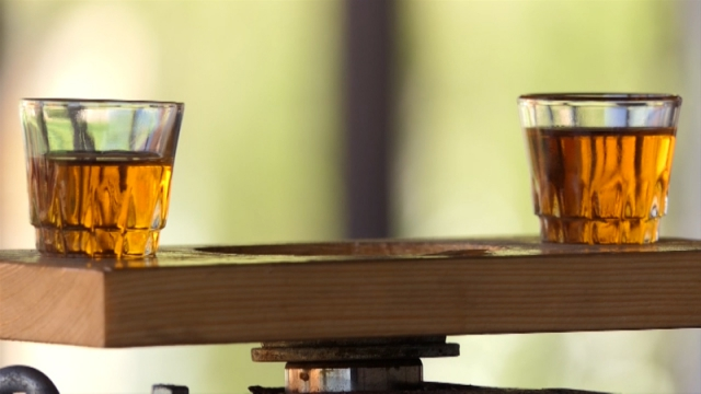 Кontrolisan promet jakih alkoholnih pića