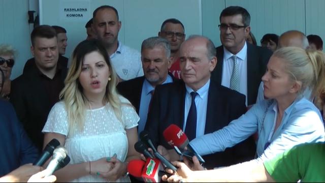 Milan Krkobabić čestitao vlasnici na odlučnosti da se upusti u posao