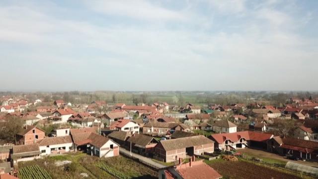 Lozovik, u opštini Velika Plana, najbolje selo