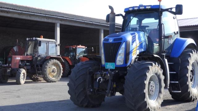 U toku izrada pravilnika za državne podsticaje za nabavku traktora