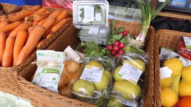 Raste potražnja za organski proizvedenom hranom