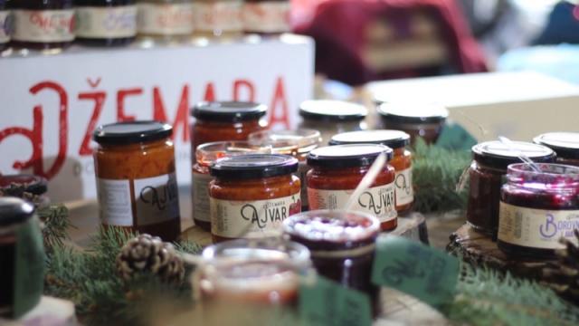 Bazar zdrave hrane i domaće radinosti