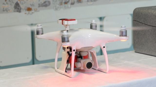 Dron će omogućiti i olakšati bolju kontrolu