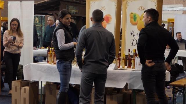 Mesto za plasiranje poznatih i novih vinskih ukusa