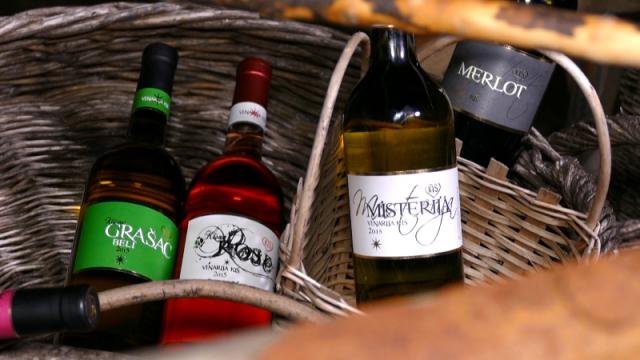 Oko 60% vina odlazi distributerima i restoranima
