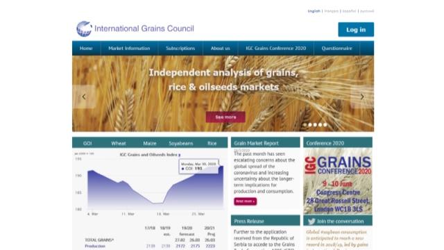 Srbija punopravna članica Međunarodnog žitarskog saveta