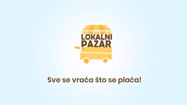 "Portal ""Lokalni Pazar"" – besplatan on line servis"