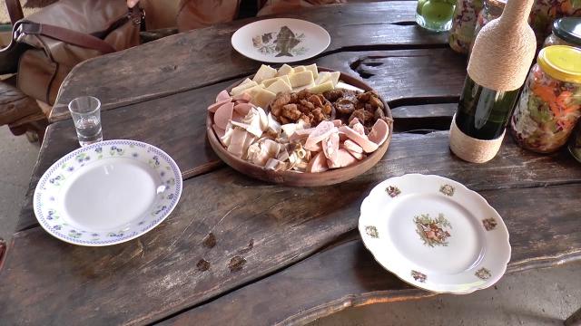 Etno domaćinstvo u Vrdniku