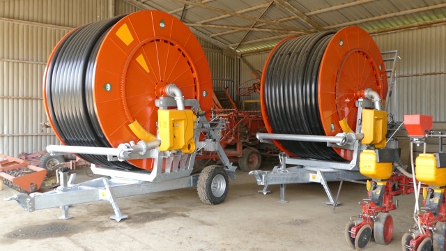 Bespovratna sredstva za navodnjavanje i bušenje bunara