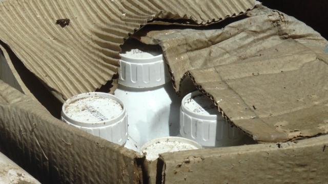 Uklanjanje opasne ambalaže od pesticida