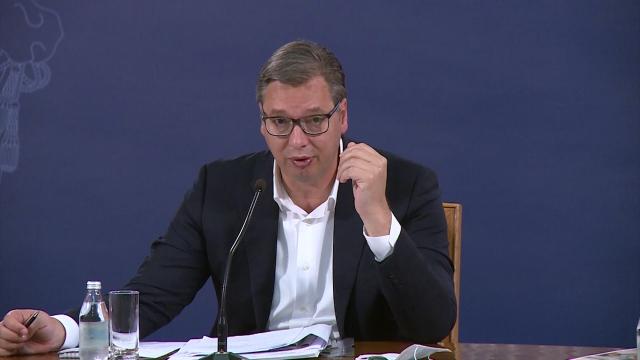 "Vučić: ""Neverovatan rezultat poljoprivrede"""