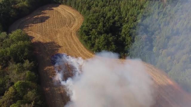 Spaljivanje žetvenih ostataka narušava i plodnost zemljišta