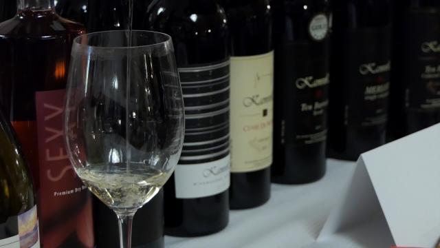 Salon ženskih vina 18. septembra