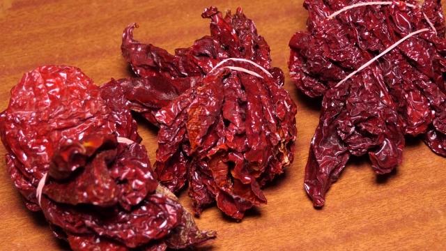 Berba začinske paprike u somborskom ataru pri kraju