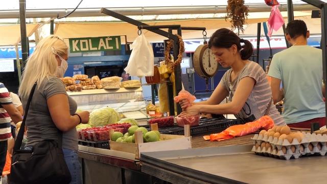 Razlika u cenama na srpskim pijacama i do 30%