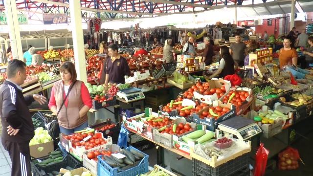 Veća ukupna vrednost prometa poljoprivrednih proizvoda