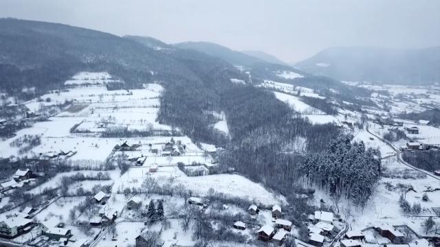 Sneg izazvao veliki gubitak u domaćinstvu