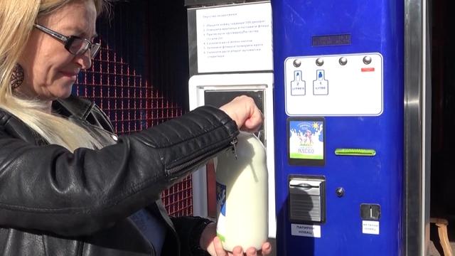 Čajetinski mlekomat podstakao subvencije