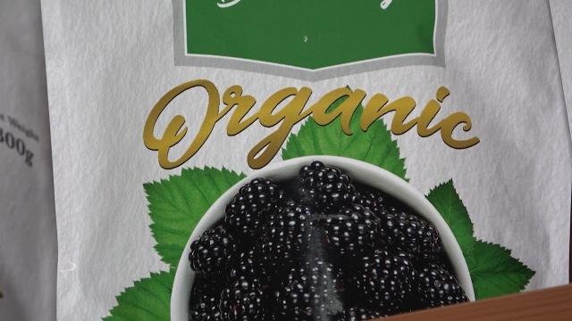 Organski proizvodi Master Food-a stigli do Bliskog istoka