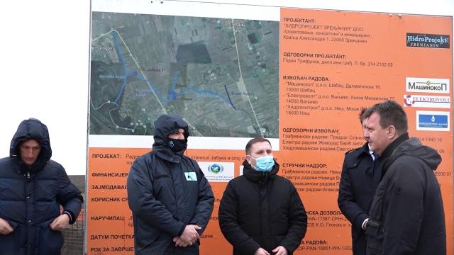 Navodnjavanje ukupno 6.000 hektara oranica u Vojvodini