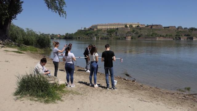 Analizirani svi najbitniji parametri kvaliteta vode u Dunavu