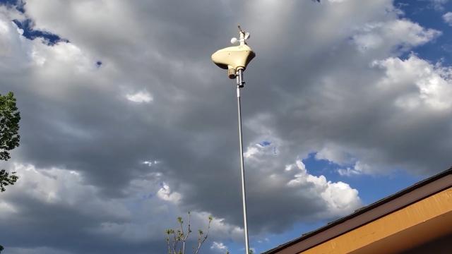 Postaviljeno 10 meteoroloških stanica duž granica sa Rumunijom