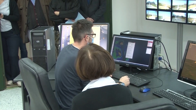 Uskoro automatizacija najvećeg radarskog centra u Vojvodini