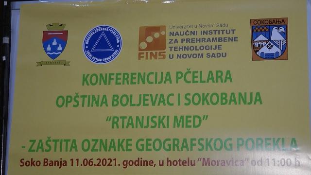 """Inicijativa za zaštitu """"Rtanjskog meda"""""""