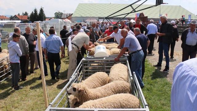 Održan Poljoprivredni sajam u Sjenici