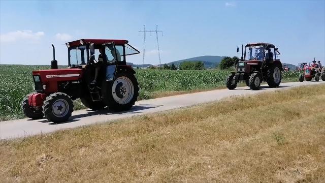 Izabran najlepši i najstriji traktor