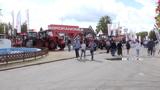 Počeo Poljoprivredni sajam u Novom Sadu
